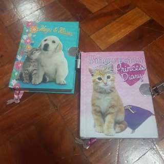 Notebook/Diary/Journal with lock