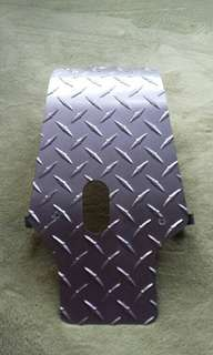 Universal Under Chassis Metal Bash Plate