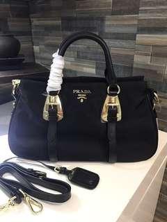 Prada Handbag ( Actual Photos shown )