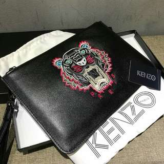 Clutch kenzo limited edition