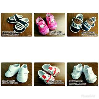 Infants shoes