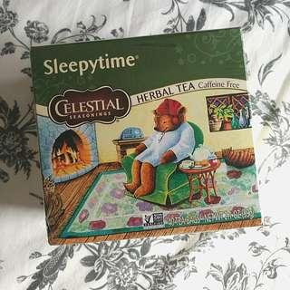 Celestial Seasonings Sleepytime Herbal Tea Caffeine Free
