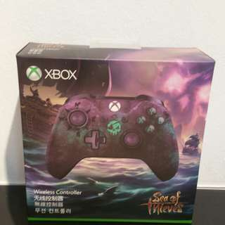 Xbox ONE Sea of Thieves edition controller