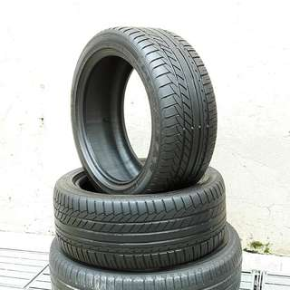 Used 225/45 R17(Sold) Goodyear (2pcs) 🙋♂️