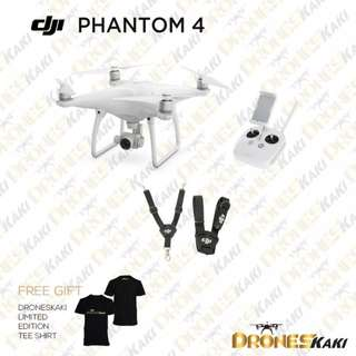 DJI Phantom 4 (6Month Extended Warranty)