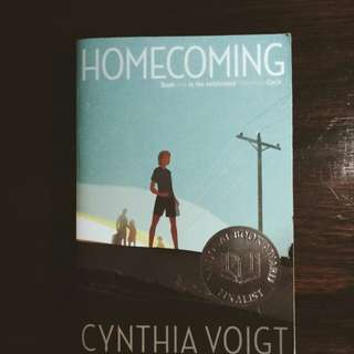 Homecoming by Cynthia Voight