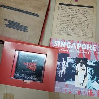 The Singapore Story - a choice collection