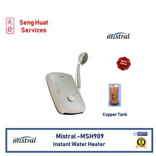 Mistral MSH909 instant water heater