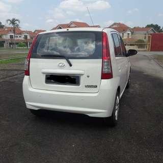 Perodua Viva 850(M) 2012