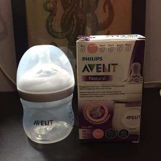 Newborn Avent & Tommee Tippee bottle