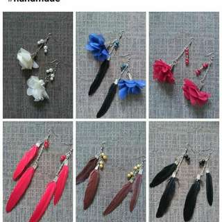 Anting panjang