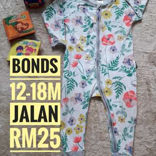 Bonds Wondersuit