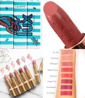 💫 NEW INSTOCK 🦋 Spring 2018 Colourpop Lux Lipsticks 💄