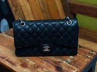 Chanel Caviar Medium
