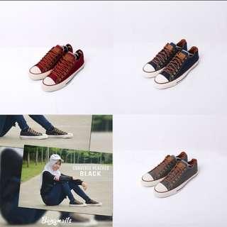 Sepatu Convere Unisex (premium)