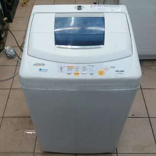Toshiba 7kg washing machine fully automatic One month warranty. Body conditions 80%ok Working conditions 100%ok You can call ro SMS/whatsup 01131838436
