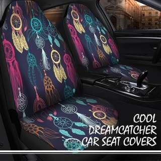 Dreamcatcher Car Seat Covers