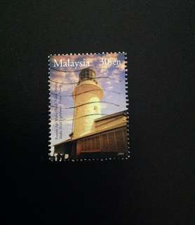Malaysia 2004 Historical Buildings - Lighthouse 1V Used (0405)