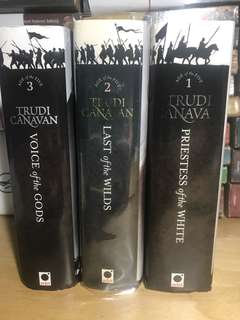 [Hardcover] Trudi Canavan - Age of Five Trilogy