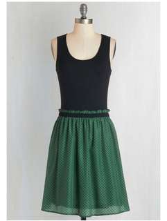 ModCloth Book Dress in Size M