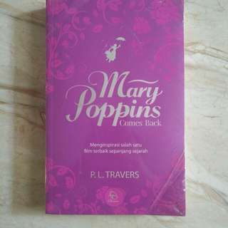 [NEW] Mary Poppins Comes Back