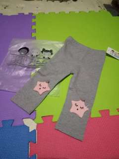 Brand new Lil beau leggings(9mos.-18mos.)