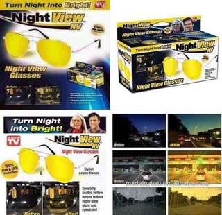 UNISEX / NIGHT VIEW GLASSES