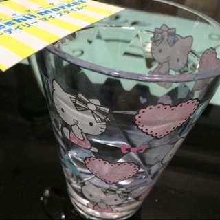 🚚 Hello Kitty專櫃玻璃杯✨