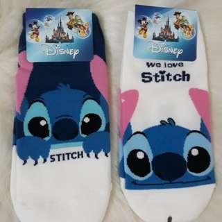 Korean Socks- Stitch Foot socks