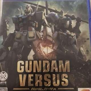 Gundam versus 日版冇code