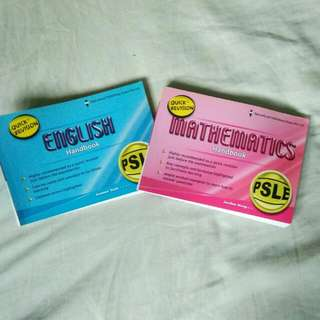 PSLE Handbooks