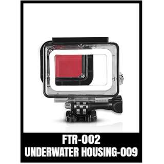 GP HERO5 HOUSING RED FILTER FTR-002