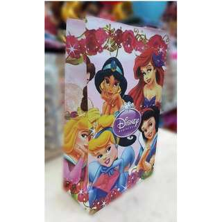 Princess Favor Paper Bag