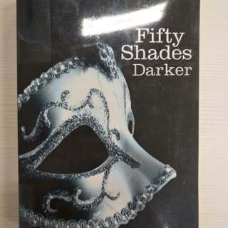 Fifty Shades Freed and Fifty Shades Darker