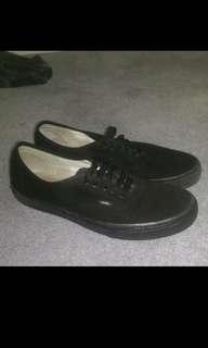 Vans Black Size 10