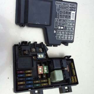 Honda sm4 fuse box