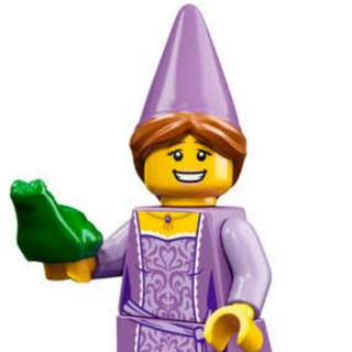 Sealed Lego Minifigure Series 12 Princess with Frog