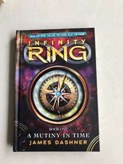 James Dashner - Infinity Ring Book one- A mutiny in time