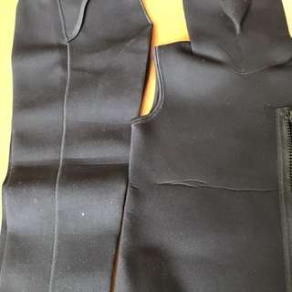 Wet suit 潛水衣