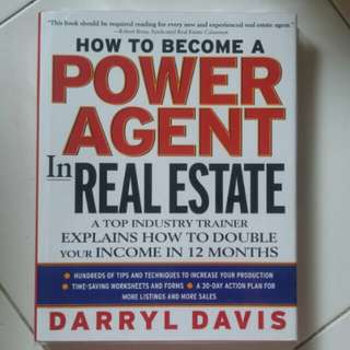 50% off - Power Real Estate Agent
