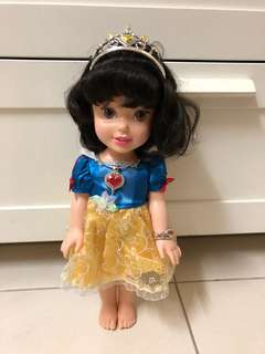 Snow White Disney Doll