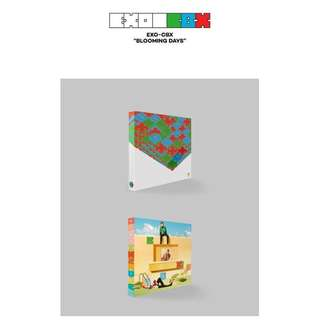 EXO CBX Mini Vol 2 - Blooming Days