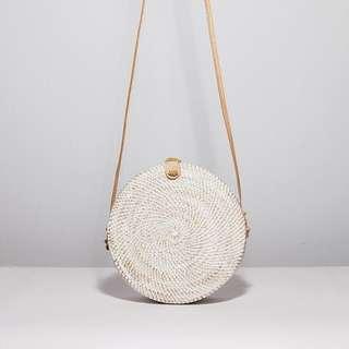 Bag Rotan Viral (White colour)