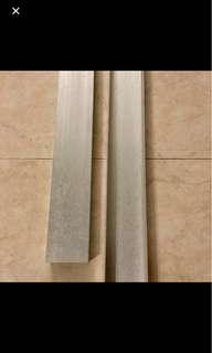 U - Channel/ u channel aluminium/ aluminium/ building materials/ glass fittings