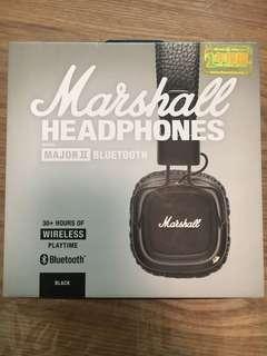 Marshall Headphones Major II Bluetooth(◍ ´꒳` ◍)