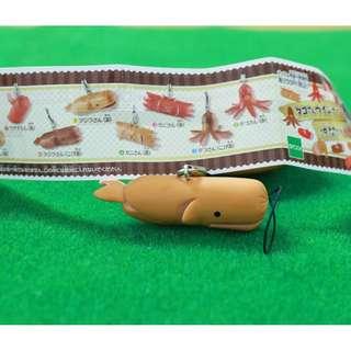 🚚 扭蛋玩具 香腸好朋友大集合 鯨魚