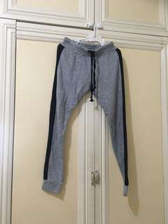 Gray Jogging Pants
