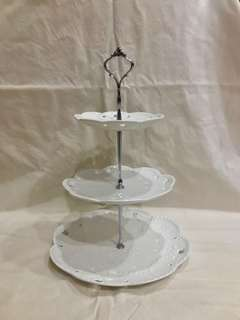 3 Tier Cake Stand RENTAL
