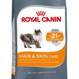 Royal Canin Hair and skin dry Food