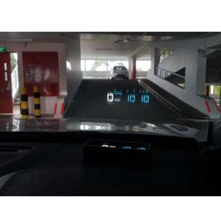 Car HUD Heads Up Display (Firm Price)